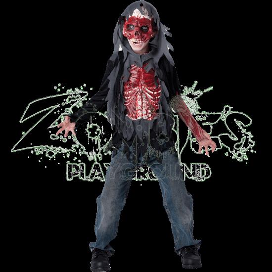 Boys Skinned Alive Costume