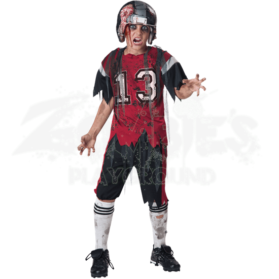 Boys Dead Zone Zombie Costume