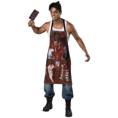 Chop Shop Butcher Costume Apron