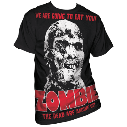 All-Over Zombie T-Shirt