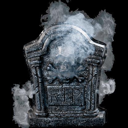 Tombstone Fog Machine Cover