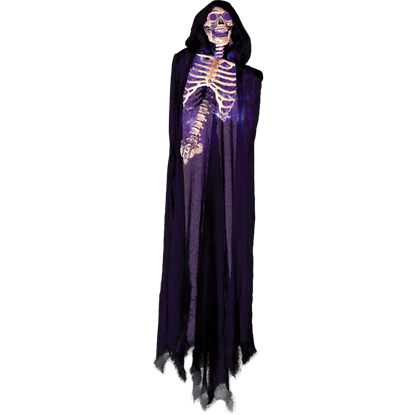 Glowing Black Reaper Hanger