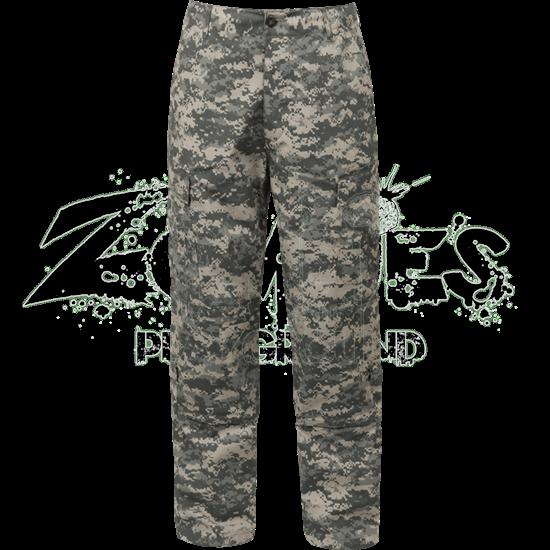 ACU Digital Uniform Pants