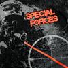 Vintage Black Special Forces T-Shirt