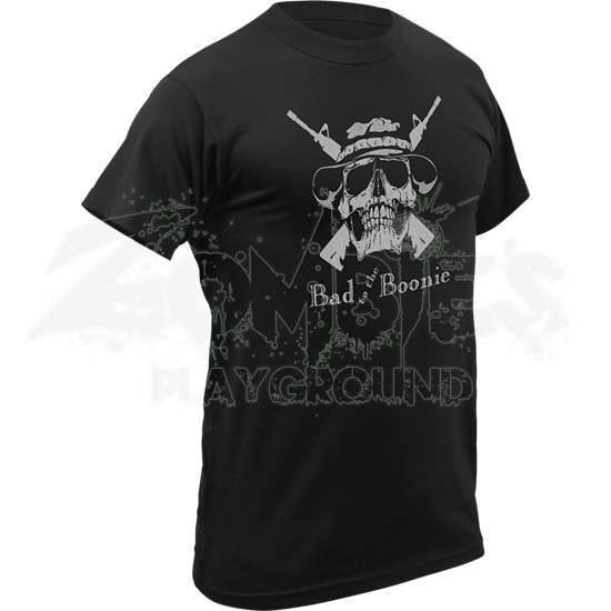 Vintage Bad to the Boonie T-Shirt