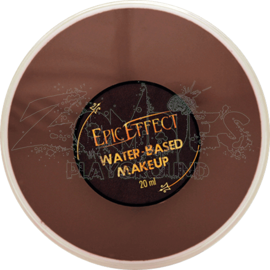 Epic Effect Water-Based Make Up - Burgundy