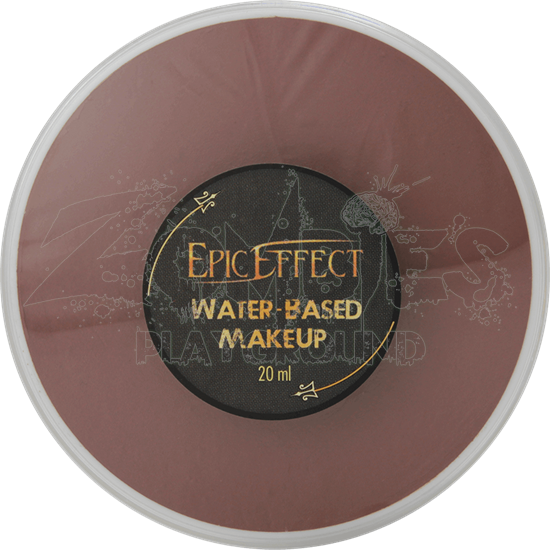 Epic Effect Water-Based Make Up - Dark Brown