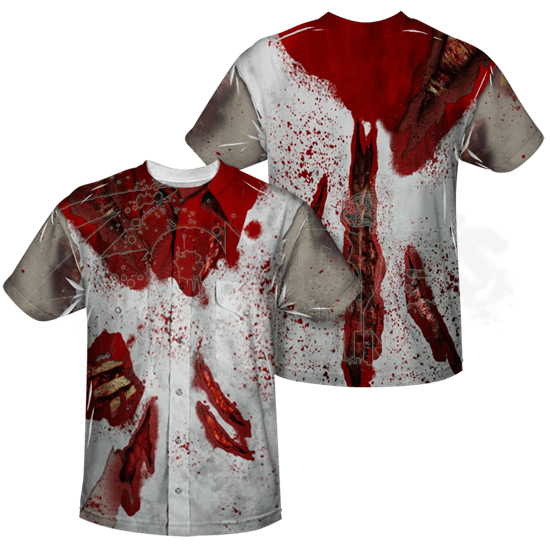 Zombie Wounds T-Shirt