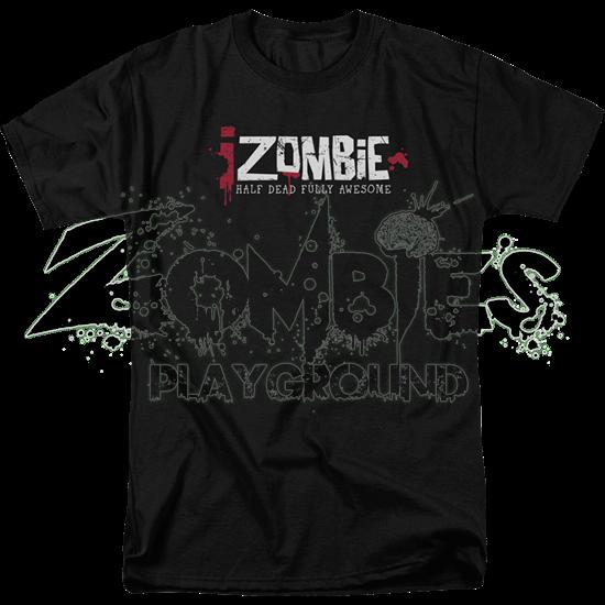 iZombie Logo T-Shirt
