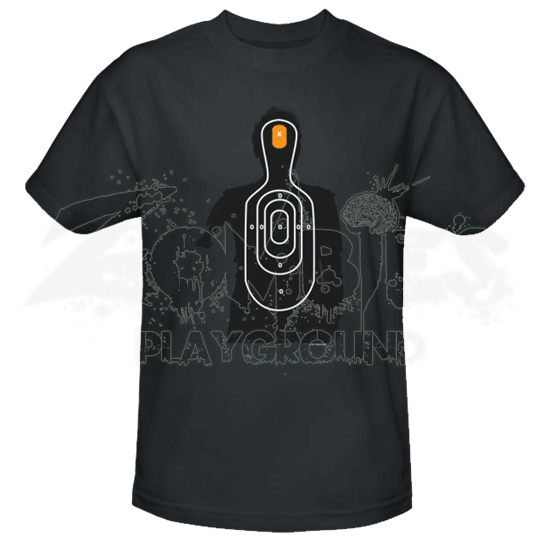 Zombie Target T-Shirt