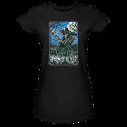 Junior Voodoo Zombie Graveyard T-Shirt