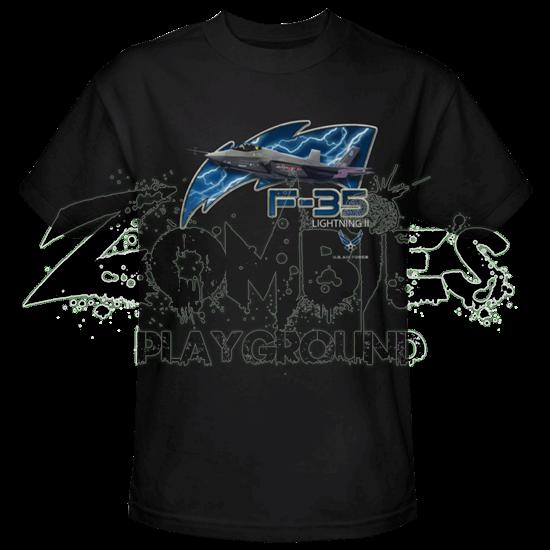 F-35 USAF T-Shirt