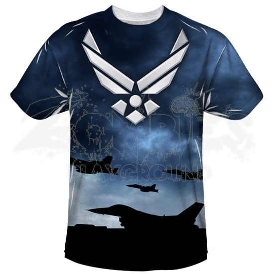 USAF Blue Skies T-Shirt