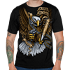 In Arms We Trust Jumbo Print T-Shirt