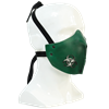 Leather Biohazard Mempo Mask