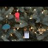 Zombie Christmas Ornament Set