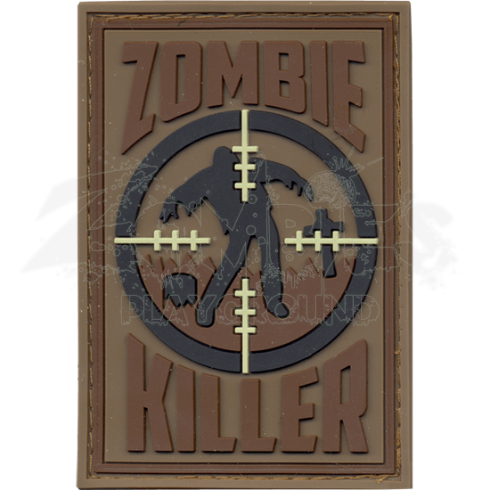 PVC Zombie Killer Patch