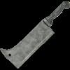 Battle-Worn Butcher LARP Cleaver