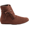 Mens Medieval Low Boots