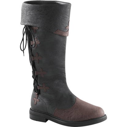 Side Lacing Nobleman Boots