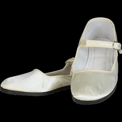 Ivory Lady Jane Shoes