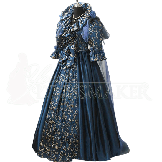 Elven Queen Dress