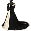 Formal Medieval Wedding Dress