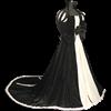 Formal Medieval Wedding Dress
