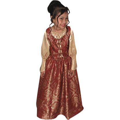 Childs Princess Dress