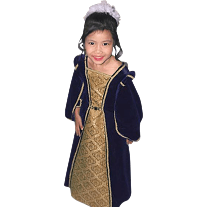 Childs Renaissance Dress