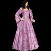 Pink Princess Renaissance Dress