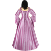 Pink Princess Renaissance Dress