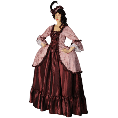 Baroque Antoinette Dress