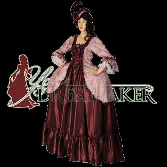 Baroque Antoinette Dress