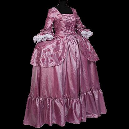 Pink Antoinette Dress
