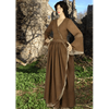 Lady's Casual Castle Dress