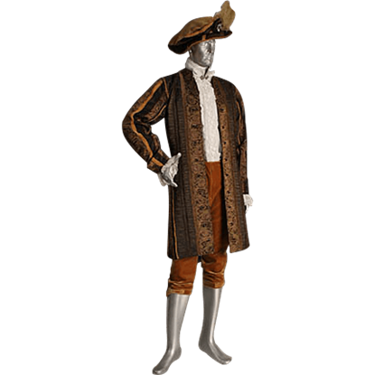 Lord's Baroque Jacket