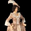 Marie Antoinette Hat