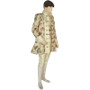 Mens Floral Renaissance Jacket