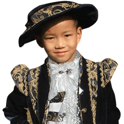 Boys Renaissance Hat