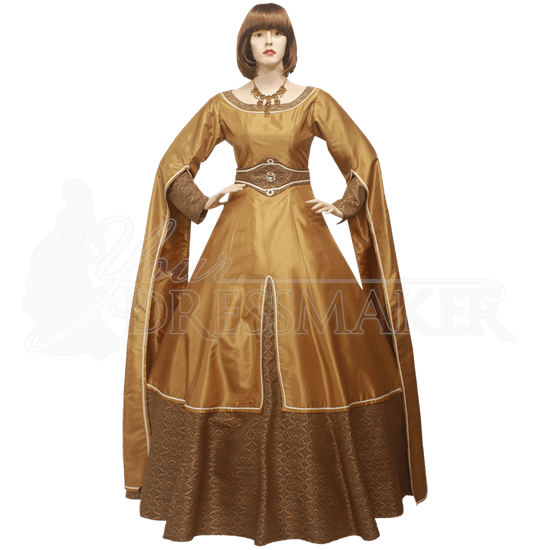 Italian Renaissance Francisca Dress