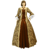 Renaissance Yorkshire Duchess Dress