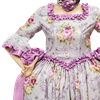 Marie Louise French Renaissance Dress