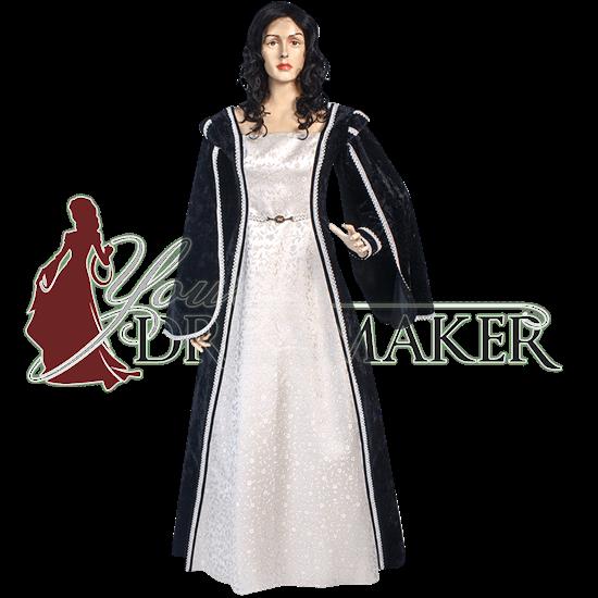 Tudor Court Gown