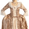 Baroque Renaissance Dress