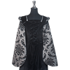 Royal Velvet and Brocade Renaissance Gown
