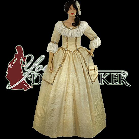 Italian Renaissance Antoinetta Dress