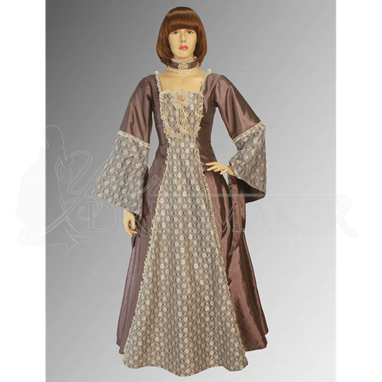 Victorian-Style Dress Cr.461