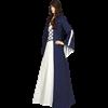 Woodland Peasant Dress