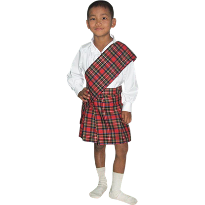Childs Scottish Kilt